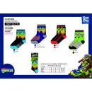 TORTUES NINJA - socks 70% cotton 18% polyester