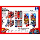 wholesale Stockings & Socks: Blaze - pack 3  socks 70% cotton 18% polyester