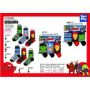 wholesale Socks and tights: Avengers CLASSIC - pack 3 socks 70% cotton 1