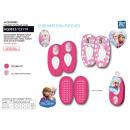 Großhandel Schuhe: frozen - Pantoffeln elastisch 100% ...