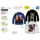 wholesale Licensed Products: Star Wars VII - under pullover collar rolls 100% c