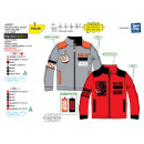 Star Wars IV - 100% polyester fleece jacket