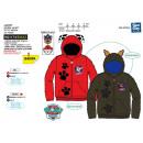 Großhandel Fashion & Accessoires: Paw Patrol - Jacke 100% Polyester