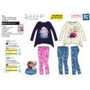 frozen -set 2 pieces tunic & leggings 65% p