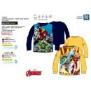 Avengers CLASSIC - T-Shirt manica lunga 100% polli