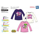 SUPER WINGS - t-shirt manches longues 100% coton