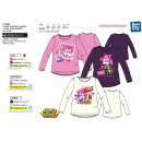 Super Wings - T-Shirt manga larga 100% algodón