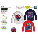 Spiderman - in maglione collo rotola 100% cotone