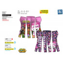 SUPER WINGS - legging sublime 95% polyester / 5% e