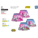 Super Wings - 95% polyester / 5% elastane skirt