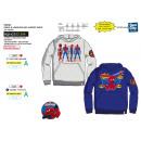 wholesale Fashion & Apparel: Spiderman - 65% polyester / 35% kangaroo sweatshir