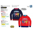 SUPER WINGS - sweat capuche 65% polyester / 35% co