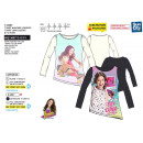 Soy Luna - 65% polyester Long Sleeve T-Shirt