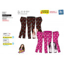 wholesale Fashion & Apparel: Soy Luna - Sublime  leggings 95% polyester / 5% ela