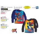 Transformers - T-Shirt manica lunga 100% polyes