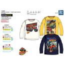 wholesale Fashion & Apparel: Blaze - 100% coton Long Sleeve T-Shirt