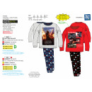 STAR WARS VII - pyjama long imprime 100% coton