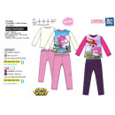 Super Wings - Lange pyjama sublieme 100% polyester