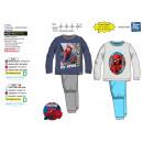 Spiderman - Long pijama 100% algodón