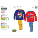 SUPER WINGS - pyjama long imprime 100% coton