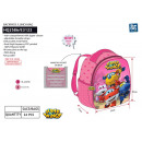 SUPER WINGS - sac lunch bag 100% polyester