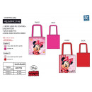 Minnie - shopping bag 34.5 / 32cm 100% polyester