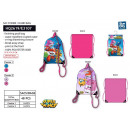 SUPER WINGS - sac piscine 100% polyester
