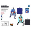 wholesale Jewelry & Watches: YOKAI WATCH - 100%  polyester swimming bag