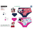 Minnie - shorty  Druck 95%  Baumwolle / 5% ...