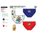 Minions - box of 3 briefs 100% coton