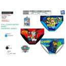 wholesale Licensed Products: Paw Patrol - 3-pack 100% coton briefs
