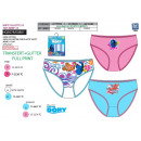 wholesale Underwear: Nemo - box of 3 panties 100% coton