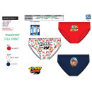 YOKAI WATCH - boite de 3 slips 100% coton