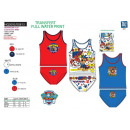 wholesale Underwear: Paw Patrol - full tank top & brief 100% coton