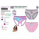 Soy Luna - kit of 3 panties 100% coto