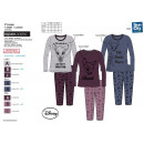 BAMBI - Long pijama 100% algodón