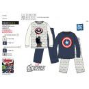 Avengers Películas  - pijamas largos 100% algodón