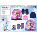 frozen - set 2 pieces hat & gloves 100% p