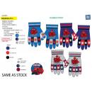 Spiderman - multi composition gloves