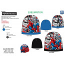 wholesale Sports & Leisure: Spiderman - 100% polyester beanie