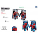 Spiderman - gloves 99% polyester / 1% elastane