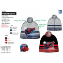 Spiderman - cap 60% poliestere 40% ac