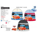 wholesale Licensed Products: Cars - multi composition hat