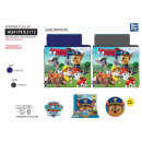 wholesale Licensed Products: Paw Patrol - reversible collar 100% polyester