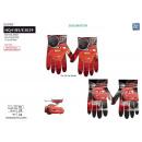Cars - Handschuhe 99% Polyester / 1% Elasthan