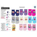 Minions - Handschuhe Mehr Zusammensetzung