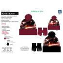 STAR WARS VII - set 2 pièces bonnet & gants 100% p
