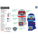Paw Patrol - 3-piece set scarf & gloves &