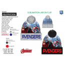Avengers CLASSIC - 100% polyester beanie