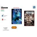 Star Wars IV - Polarplaid 100x150cm 100% polyes